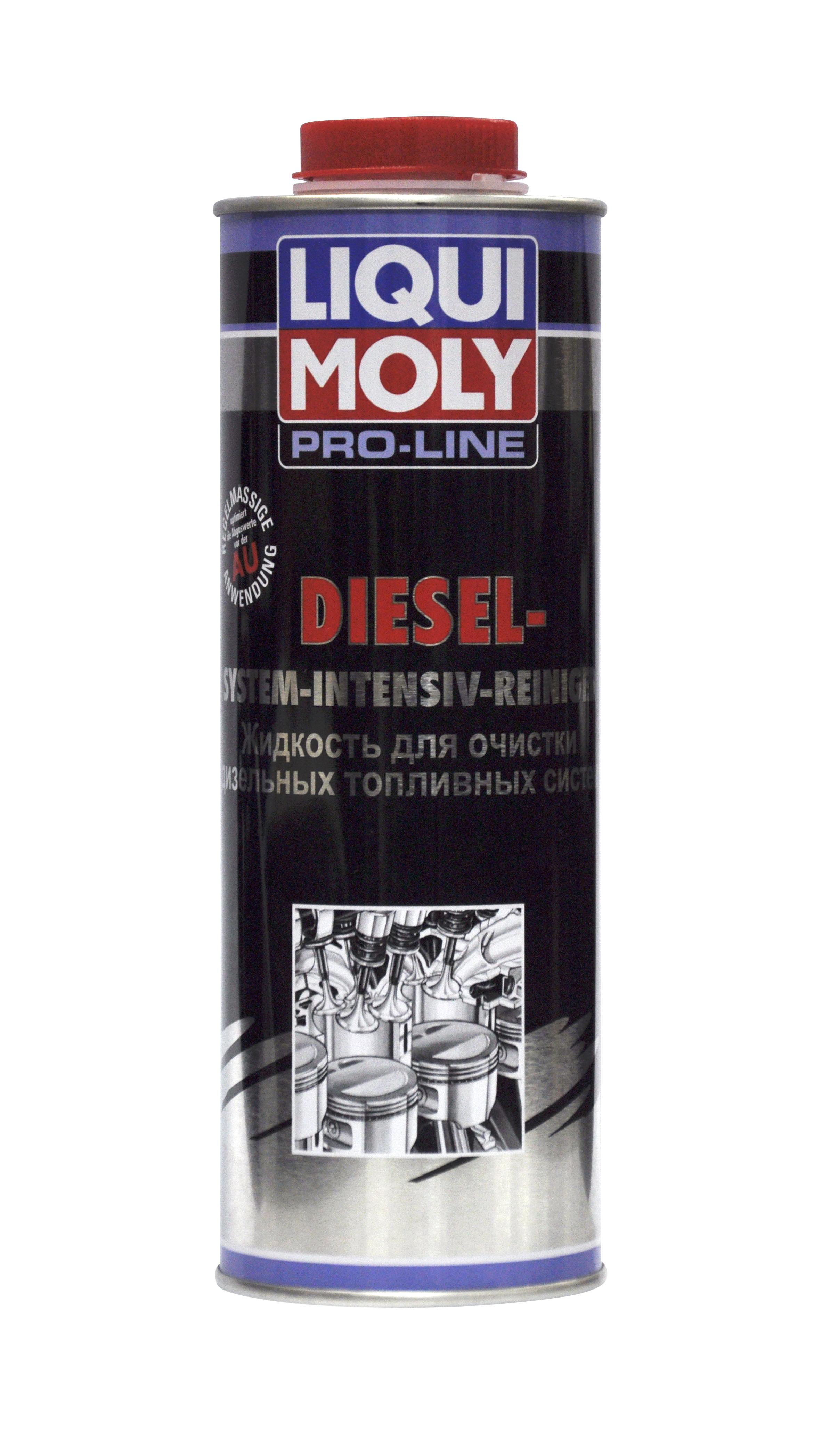 Жидкость для очистки дизельных топливных систем Pro-Line JetClean Diesel-System-Reiniger