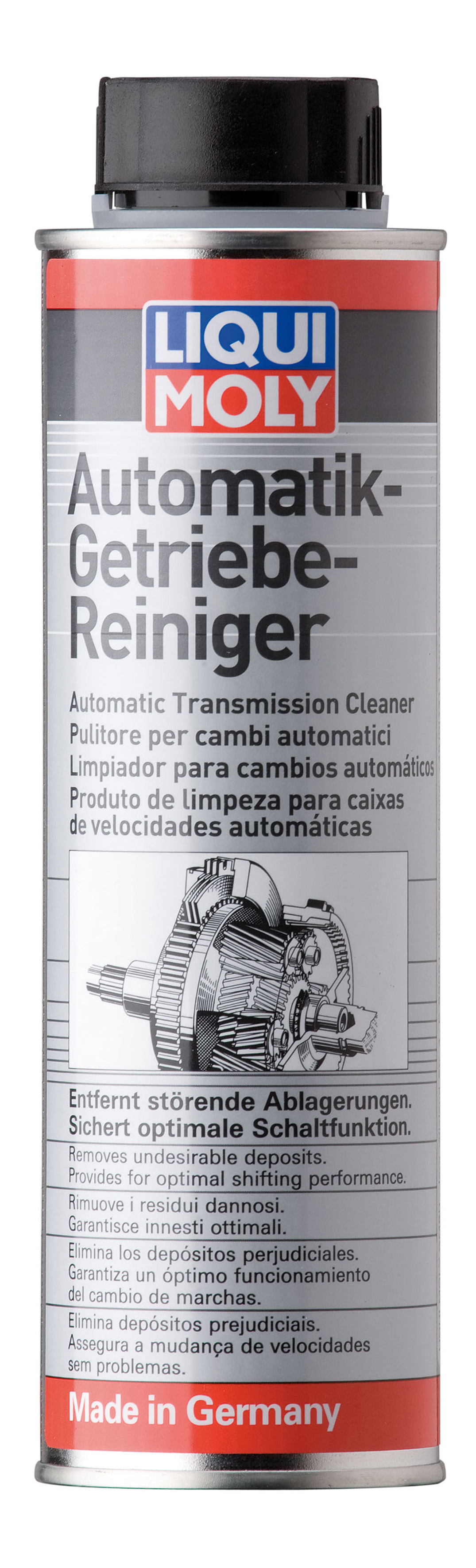 Промывка автоматических трансмиссий Automatik Getriebe-Reiniger