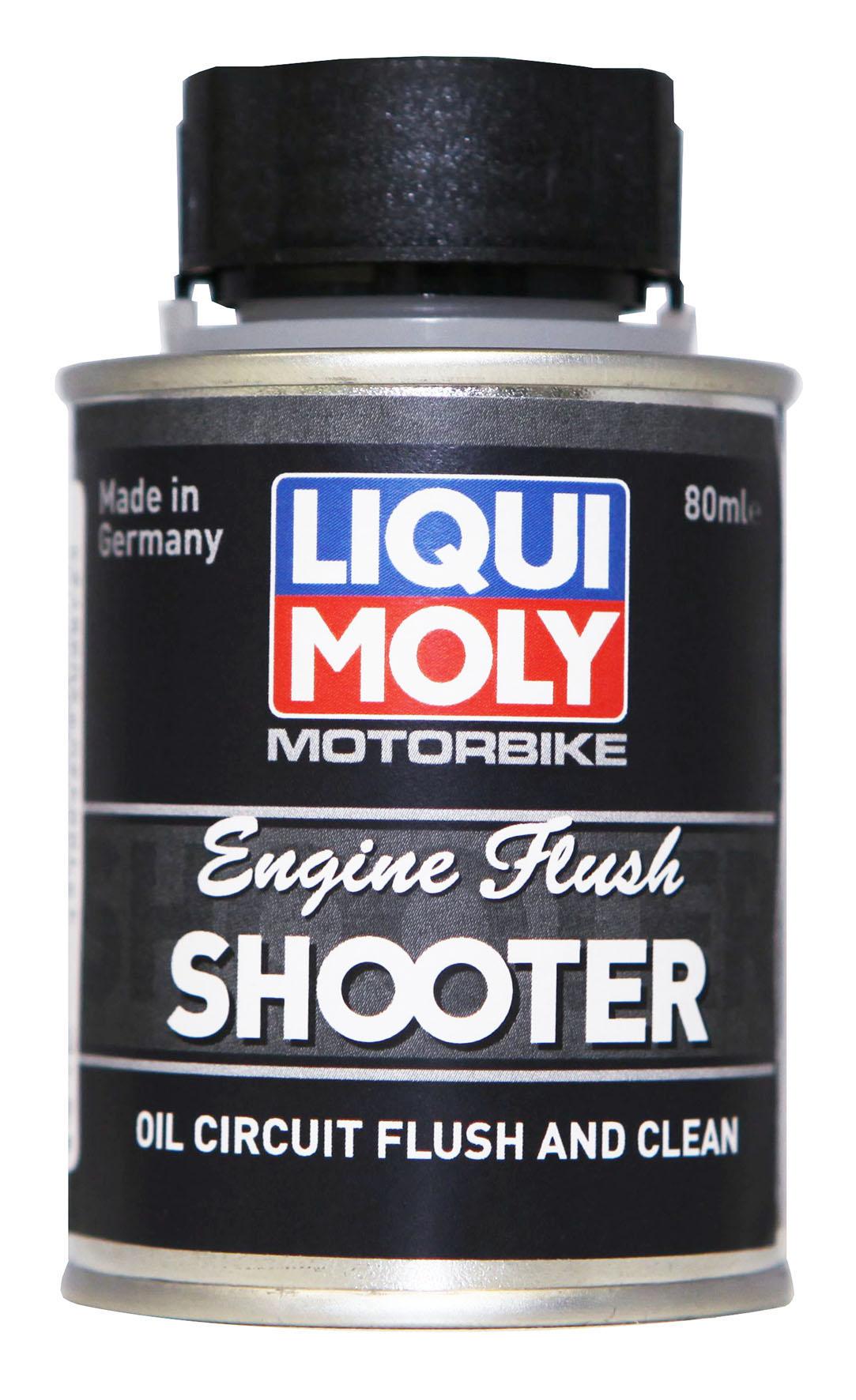 Промывка масляной системы двигателя Motorbike Engine Flush Shooter