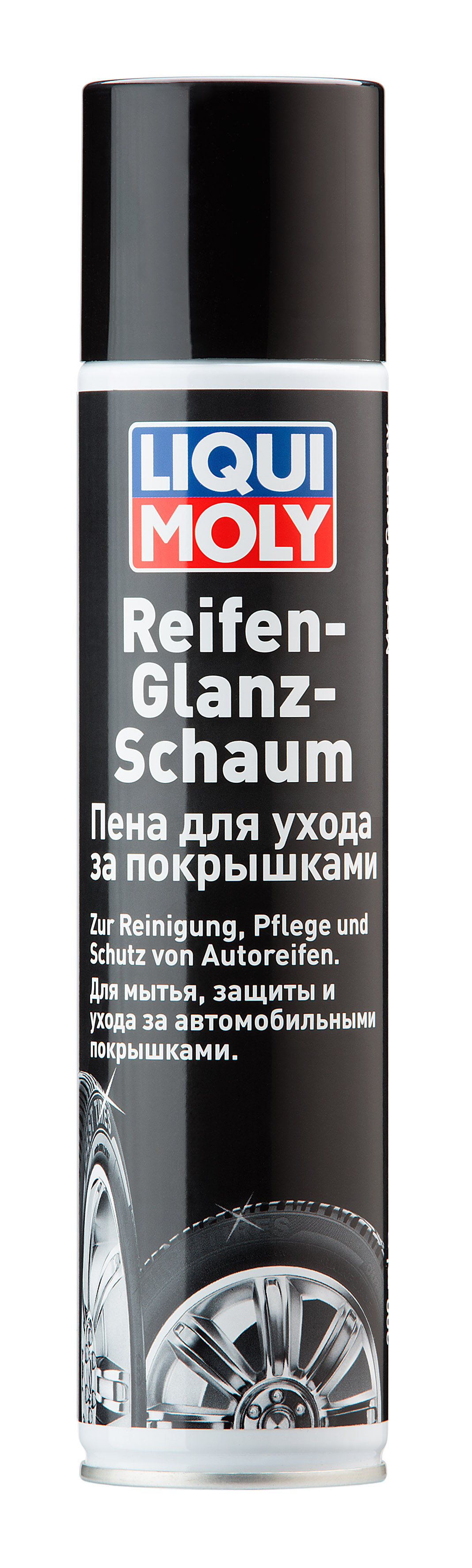Пена для ухода за покрышками Reifen-Glanz-Schaum
