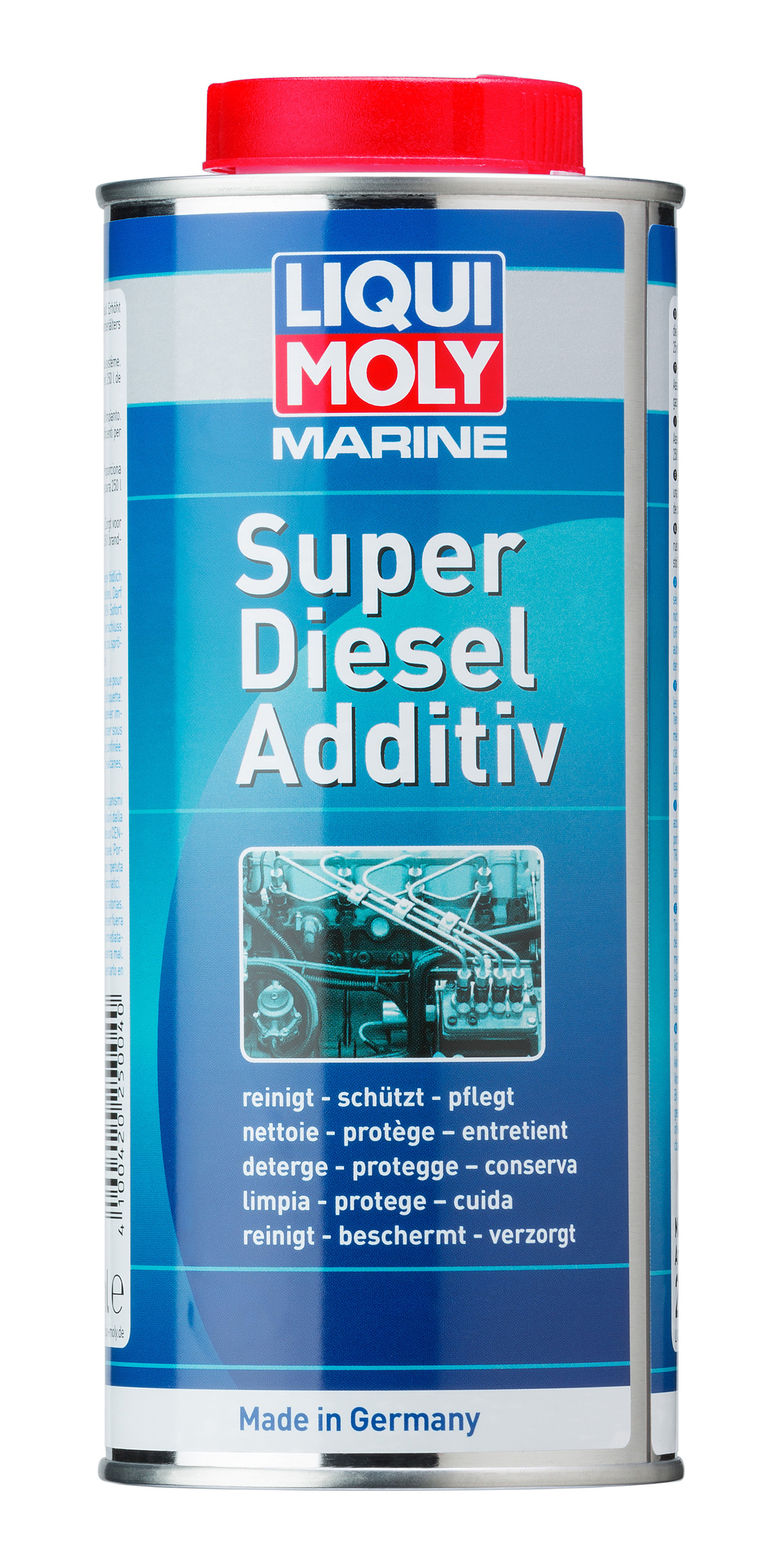 Присадка супер-дизель Marine Super Diesel Additive