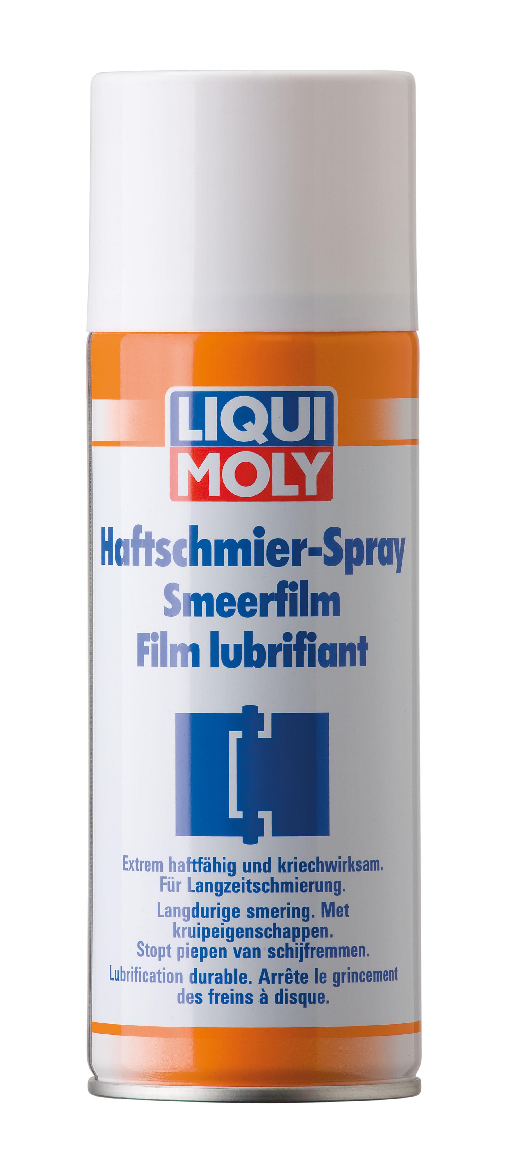 Адгезийная смазка-спрей Haftschmier Spray