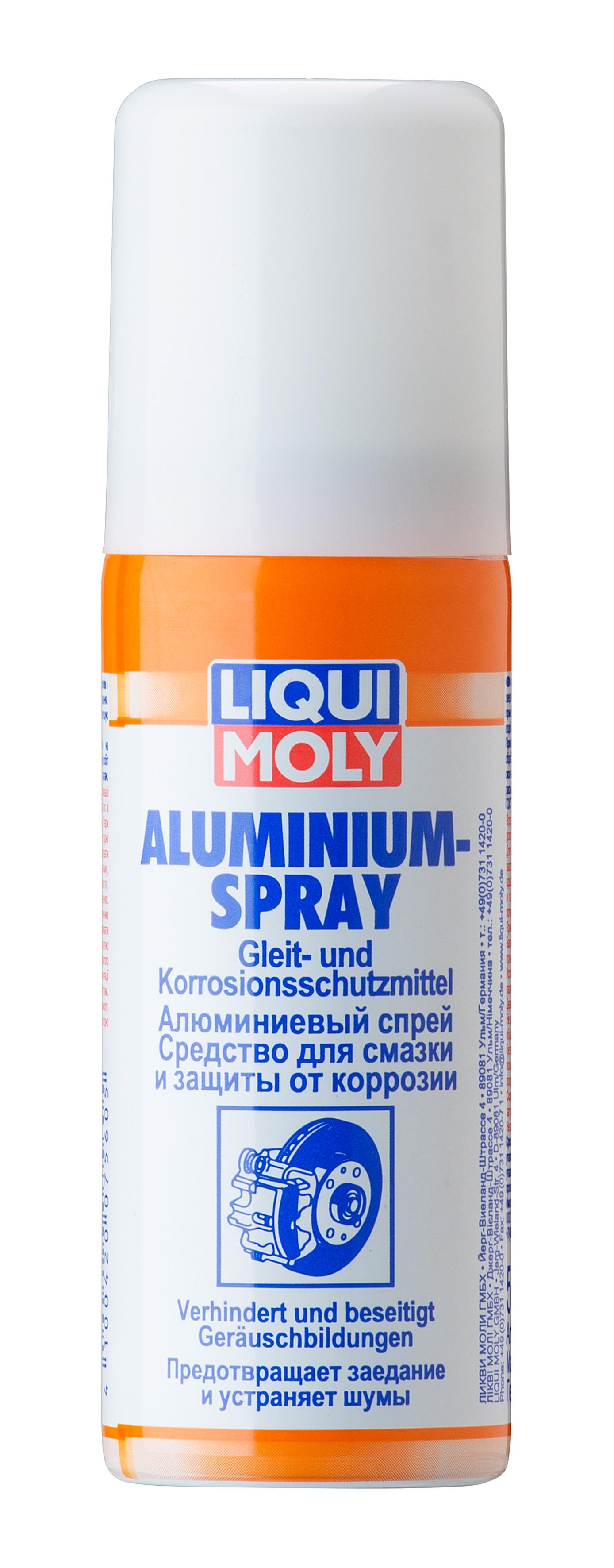 Алюминиевый спрей Aluminium-Spray