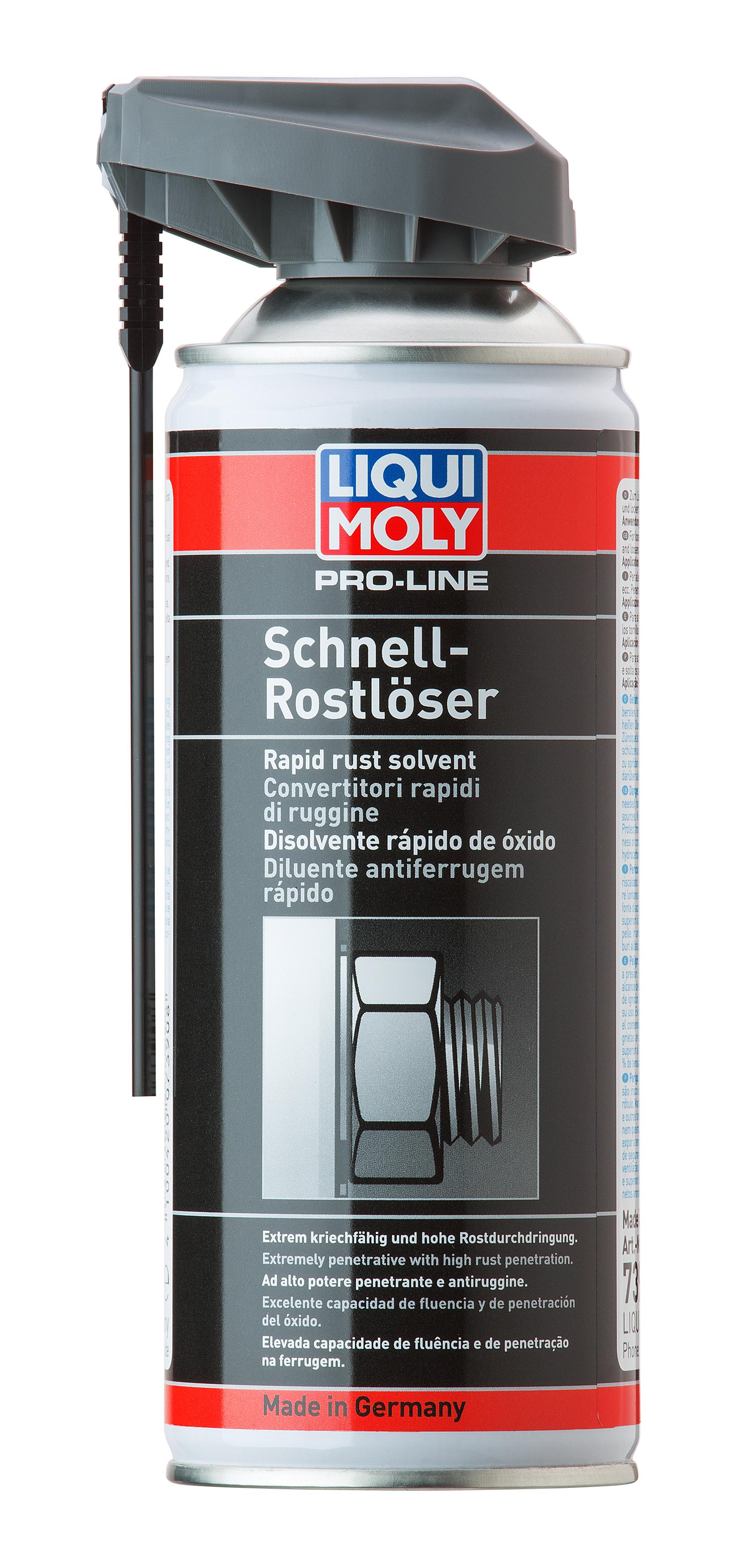 Растворитель ржавчины Pro-Line Schnell-Rostloser