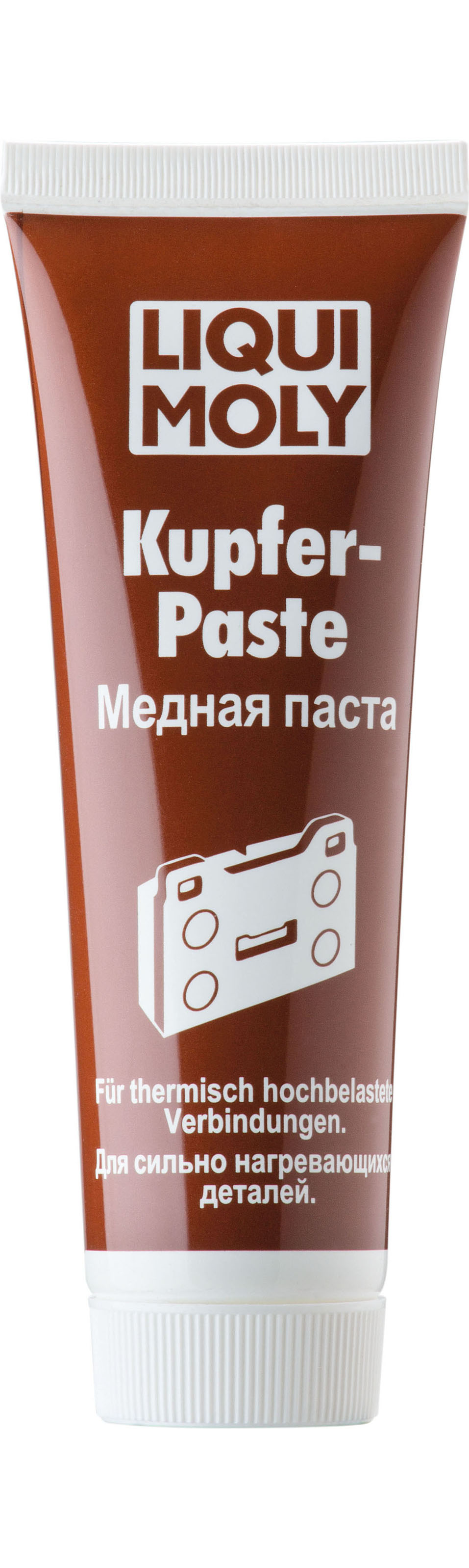 Медная паста Kupfer-Paste
