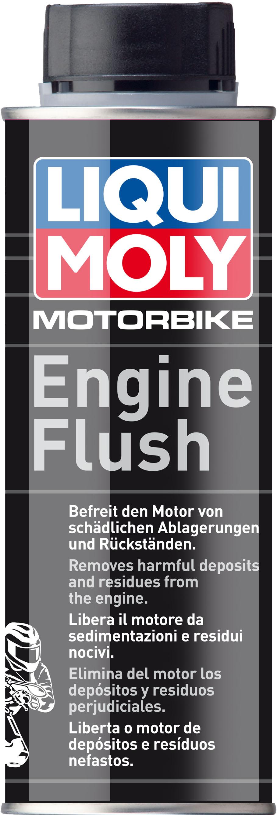 Промывка масляной системы мототехники Motorbike Engine Flush
