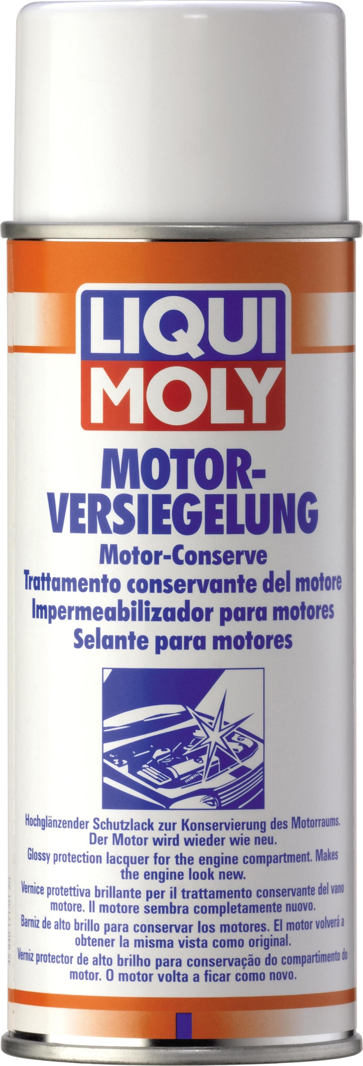 Спрей для внешней консервации двигателя Motor-Versiegelung
