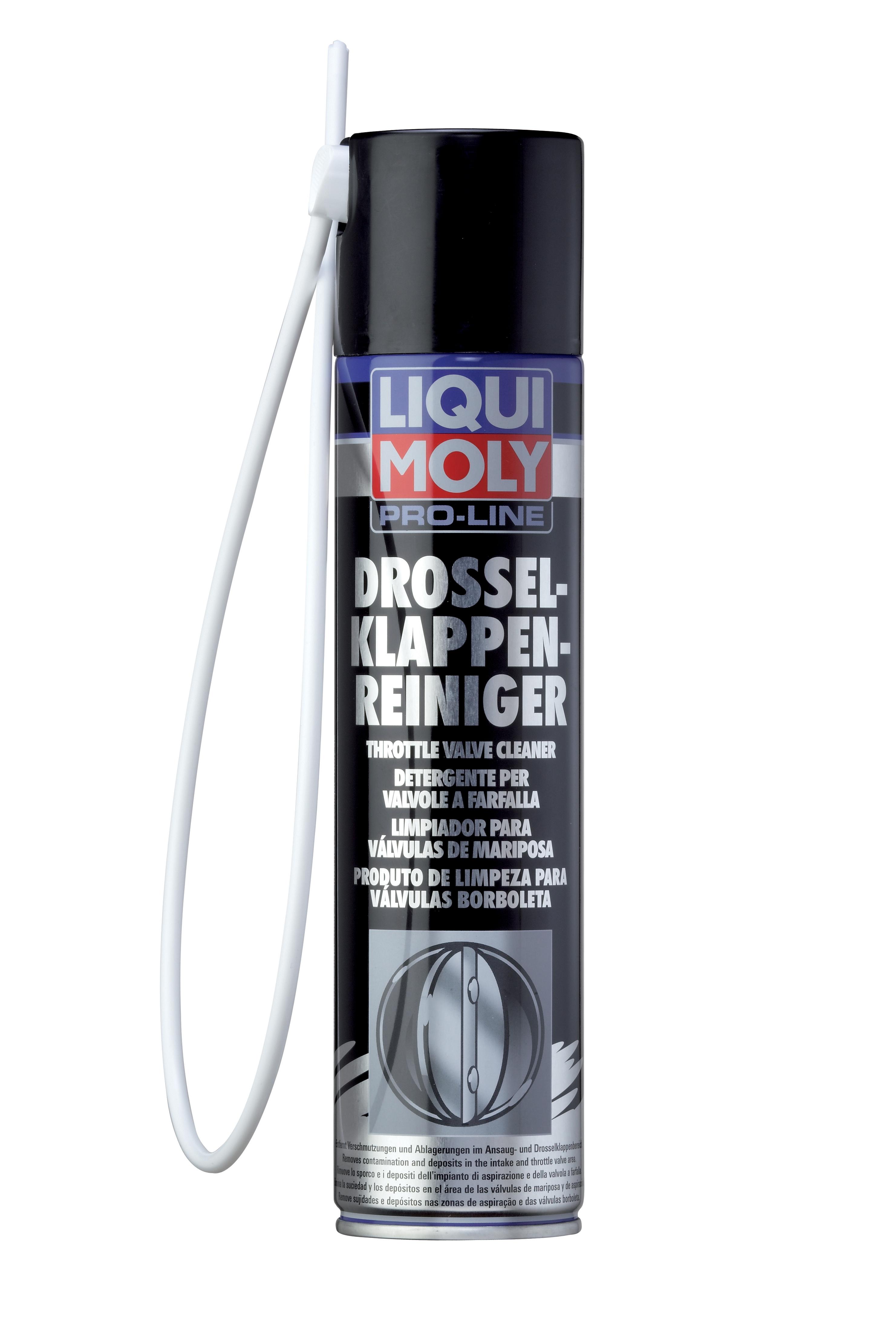 Очиститель дроссельных заслонок Pro-Line Drosselklappen-Reiniger