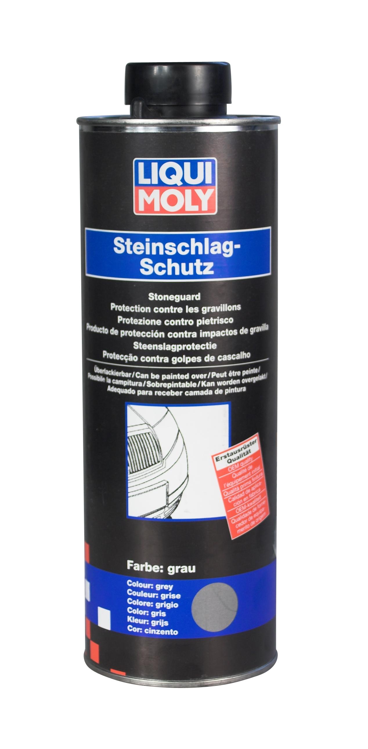 Антигравий серый Steinschlag-Schutz grau