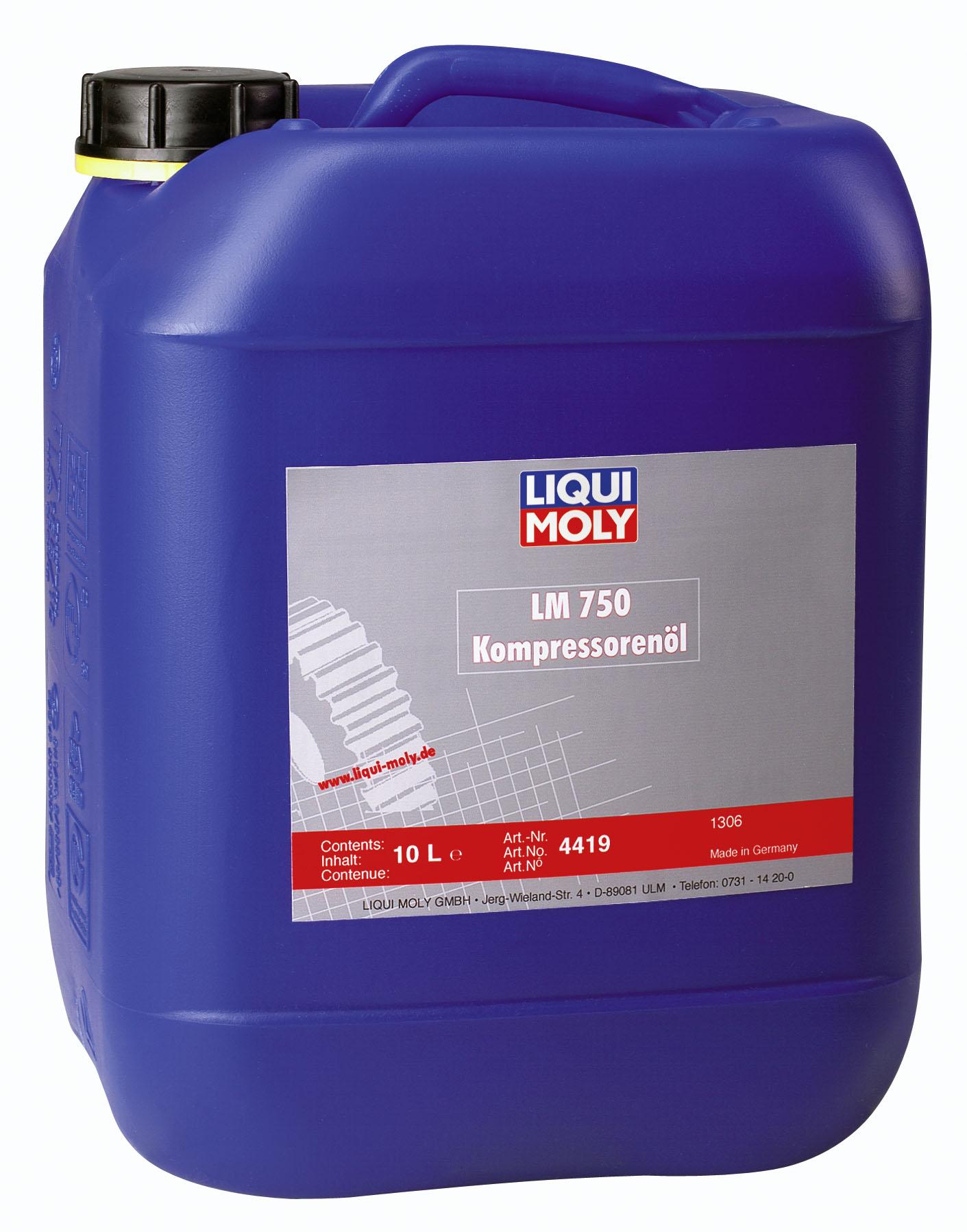 Синтетическое компрессорное масло LM 750 Kompressorenoil 40