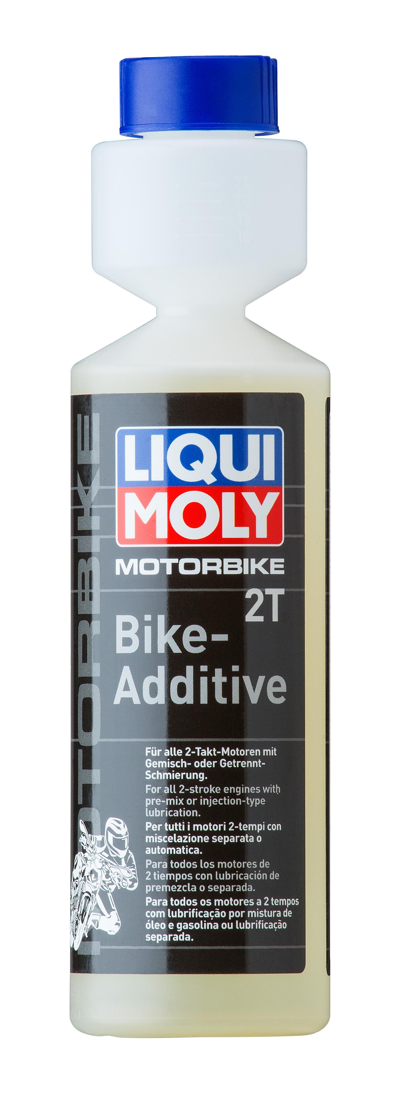 Присадка для 2-тактных мото двигателей Motorbike 2T-Bike-Additiv
