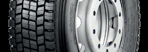 Bridgestone M729 295/80 R22.5