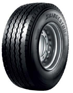 Bridgestone R168 235/75 R17.5