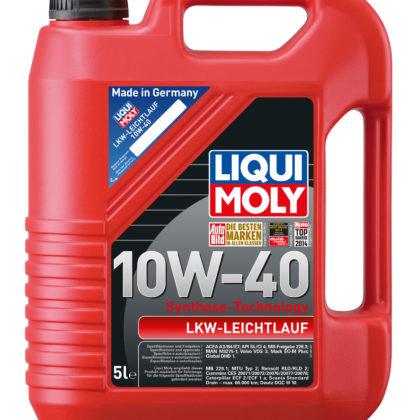 НС-синтетическое моторное масло LKW-Leichtlauf-Motoroil Basic 10W-40