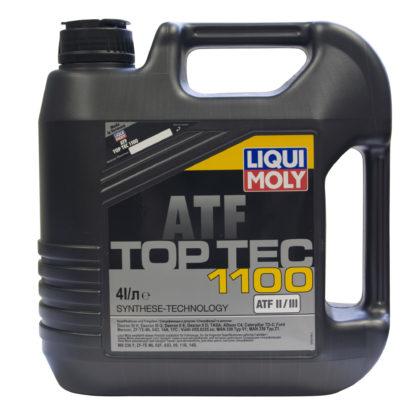 НС-синтетическое трансмиссионное масло для АКПП Top Tec ATF 1100