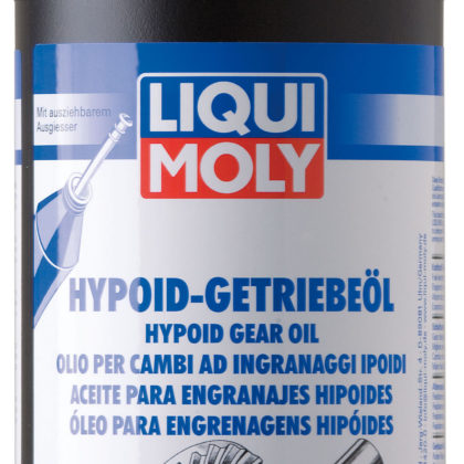 Минеральное трансмиссионное масло Hypoid-Getriebeoil LS 85W-90