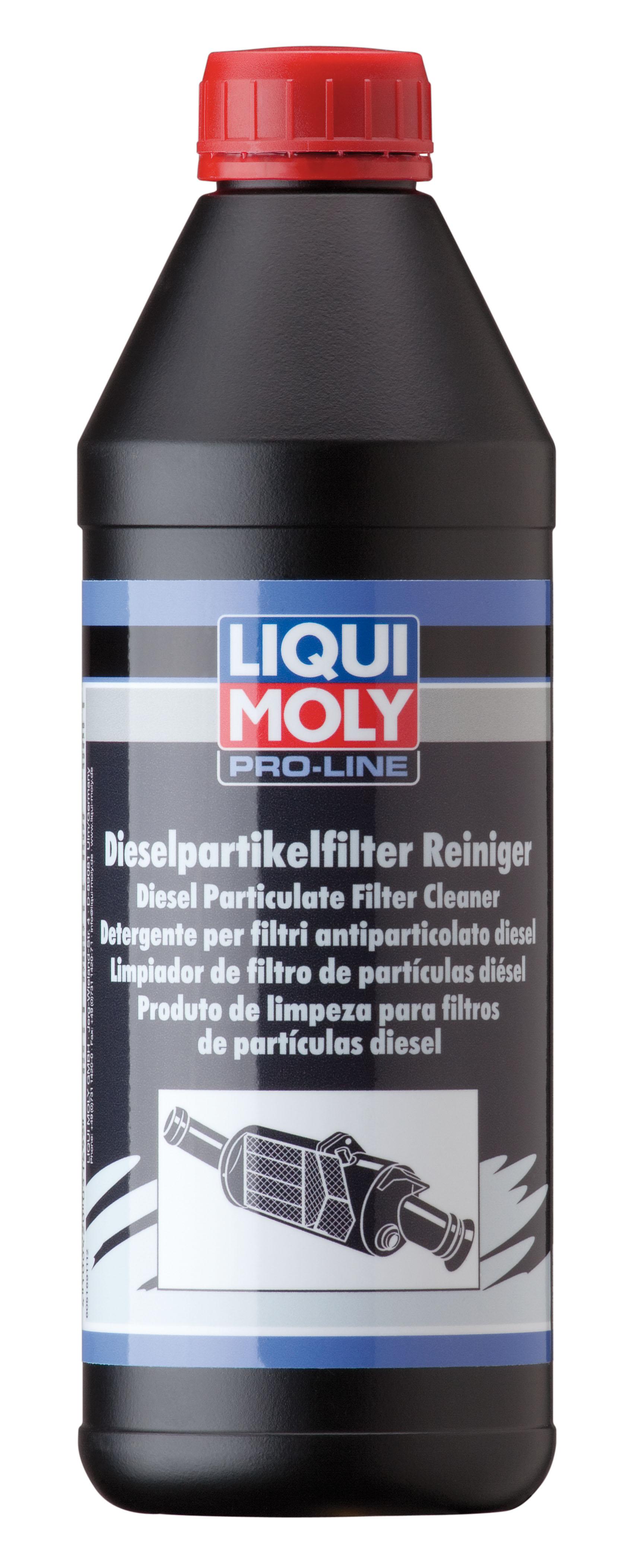 Очиститель дизельного сажевого фильтра для грузовых автомобилей Pro-Line Diesel Partikelfilter Reiniger