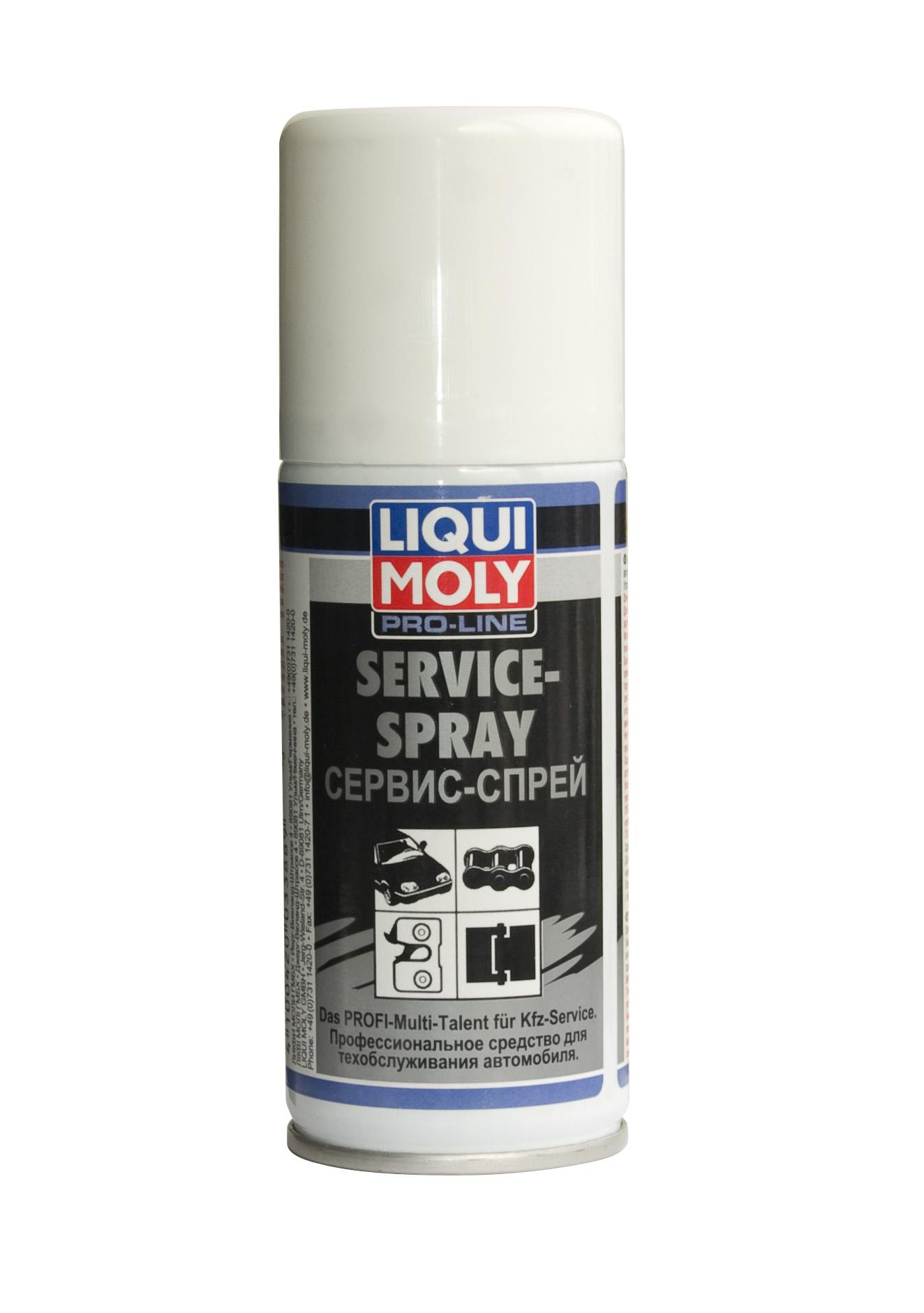 Сервис спрей Service Spray