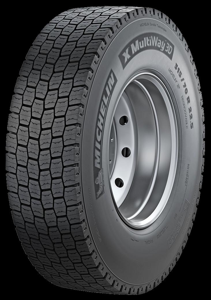Michelin X MULTIWAY XD 315/60 R22.5