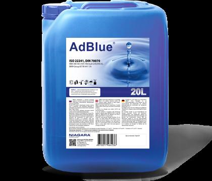 Жидкость AdBlue (мочевина) водный раствор