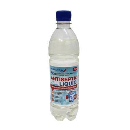 Антисептик «Antiseptic Liquid» 500 мл. с крышкой