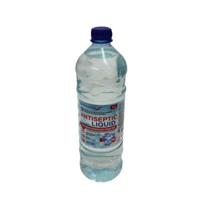 Антисептик «Antiseptic Liquid» 1 л. с крышкой