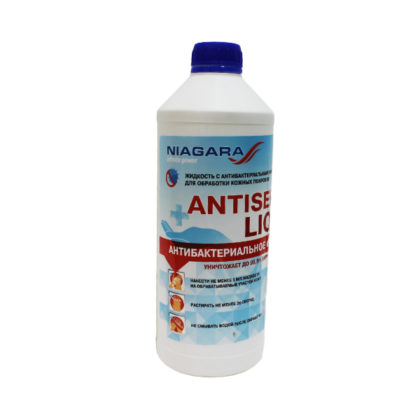 Антисептик «Antiseptic Liquid» 1,5 л. с крышкой